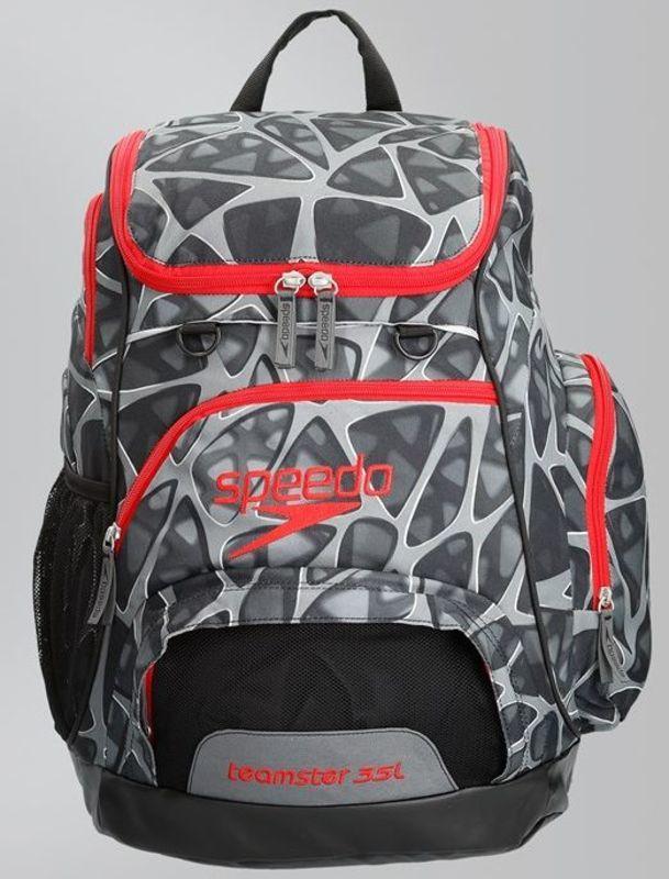 3c9f8bb581b9c Plecak Speedo T-KIT Teamster Backpack XU Cage Black 68-10707c297 ...