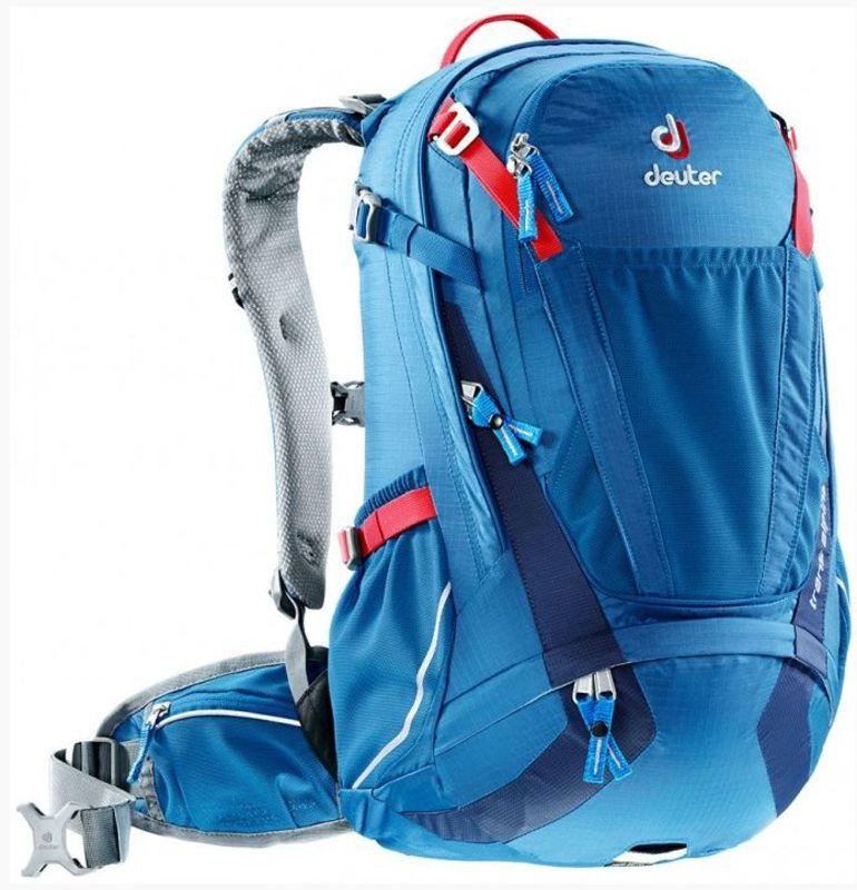 9b08ec5fa2ab7 Plecak Deuter Trans Alpine Pro 24 SL bay-midnight (3205017 ...