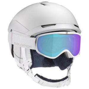 Narciarska kask Salomon QUEST W White 390368, Salomon