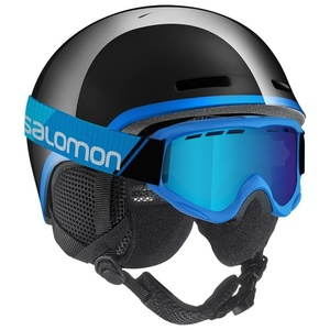 Narciarska kask Salomon GROM Black 391618, Salomon