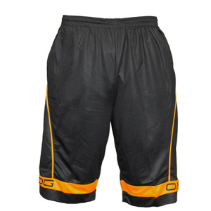 szorty OXDOG RACE LONG SHORTS black/orange, Oxdog