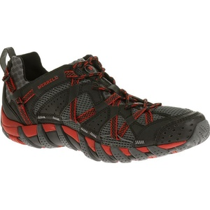 Buty Merrell Waterpro MAIPO black/red J65231, Merrell
